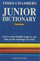Times-Chambers Junior Dictionary