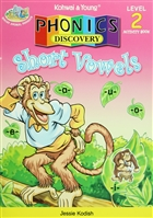 Phonics Discovery : Short Vowels / Level 2
