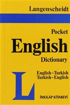 Langenscheidt Pocket English Dictionary English-Turkish / Turkish-English