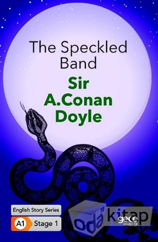 The Speckled Band - İngilizce Hikayeler A1 Stage1