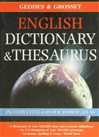 English Dictionary and Thesaurus