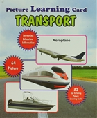 Transport Picture Learning Card