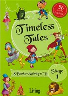 Stage 1-Timeless Tales 10 Kitap Set