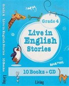 Live in English Stories Grade 4 - 10