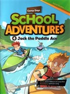 Jack the Paddle Ace +CD (School Adventures 1)