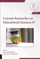 Current Researches in Educational Sciences 2
