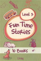 Fun Time Stories Level 3 (10 Books + CD + Activity)