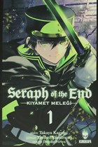 Seraph of the End - Kıyamet Meleği / Cilt 1
