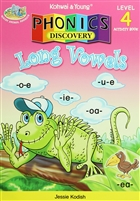 Phonics Discovery : Long Vowels / Level 4
