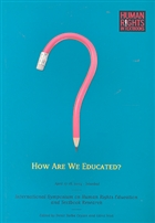 How Are We Educated?