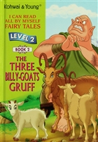 The Three Billy-Goats Gruff Level 2 - Book 2